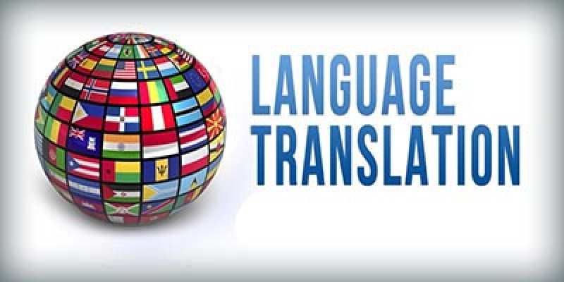 Language translating