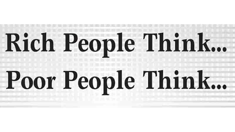गरीब सिर्फ वही इंसान हैं जो सोचता है