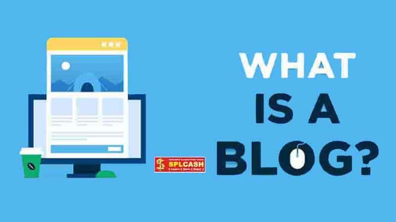 ब्लॉग क्या है ? What is Blog?